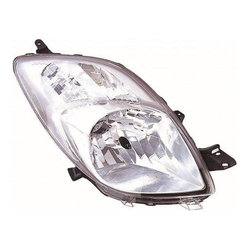 Toyota Yaris Mk2 Hatchback 11/2005-2008 Headlight Headlamp Drivers Side O/S