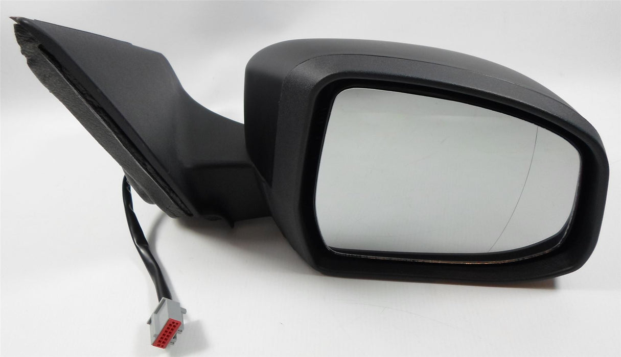 Ford Mondeo Mk4 6/2007-3/2011 Electric Wing Mirror Heated Black Drivers Side O/S