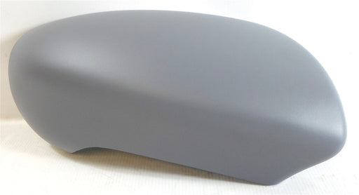 Nissan Qashqai Mk1 J10 Inc +2 2007-6/2014 Primed Wing Mirror Cover Driver Side O/S