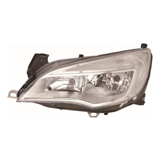 Vauxhall Astra J Mk6 Hatch 1/10-12/12 Chrome Inner Headlight Passenger Side N/S