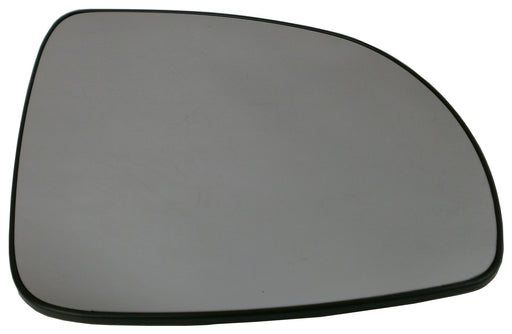 Kia Picanto Mk.1 7/2007-9/2011 Non-Heated Convex Mirror Glass Drivers Side O/S