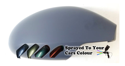 Seat Toledo Mk.2 8/2003-3/2005 Wing Mirror Cover Drivers Side O/S Painted Sprayed