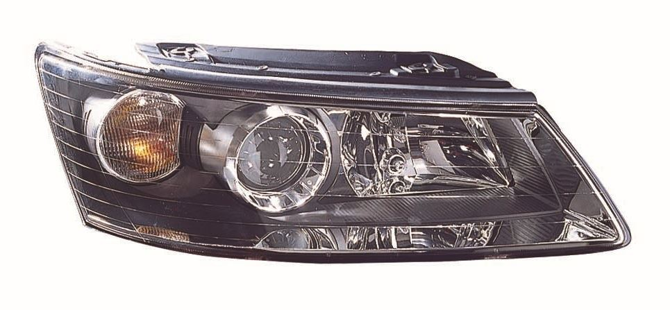 Hyundai Sonata Saloon 2005-2008 Headlight Headlamp Drivers Side O/S