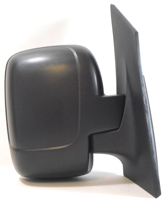 Peugeot Expert Mk.2 2007+ Twin Glass Wing Mirror Cable Black Drivers Side O/S