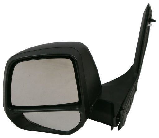 Ford Transit Connect Mk2 10/2013+ Twin Glass Wing Mirror Black Passenger Side
