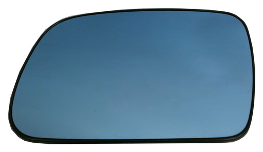 Peugeot 407 2004-2011 Heated Convex Blue Tinted Mirror Glass Passengers Side N/S