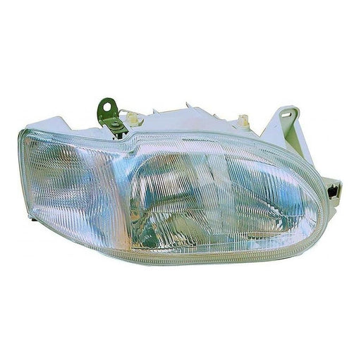 Ford Escort Mk7 Saloon 1995-1999 Inc Van Headlight Headlamp Drivers Side O/S