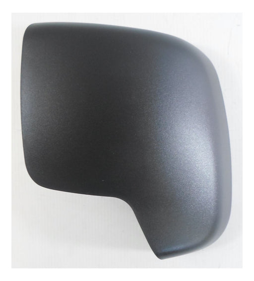Fiat Fiorino 2008+ Black - Textured Wing Mirror Cover Passenger Side N/S