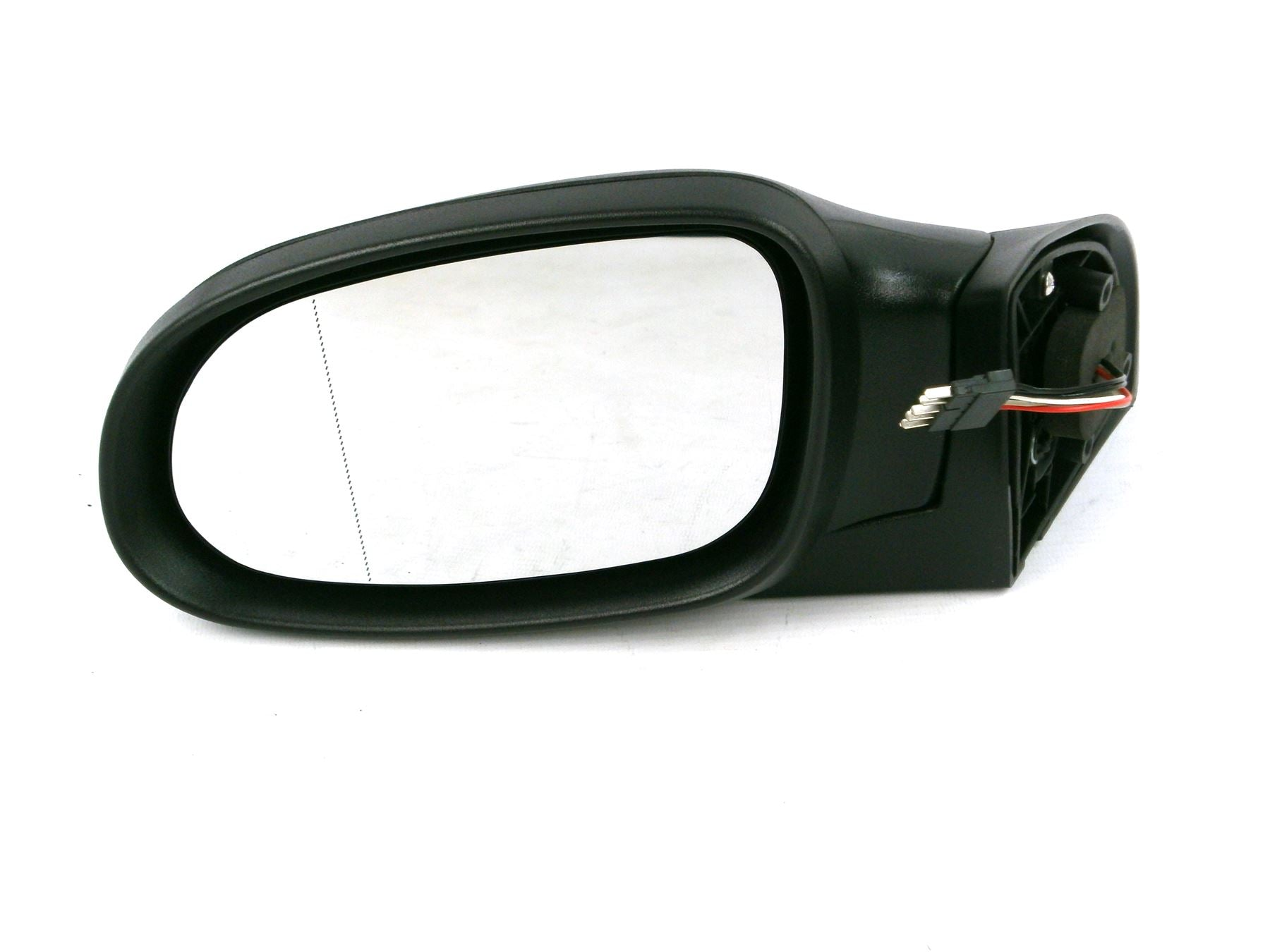 Mercedes A Class 1998-9/2003 Electric Wing Mirror Black 5 Pin Passenger Side N/S