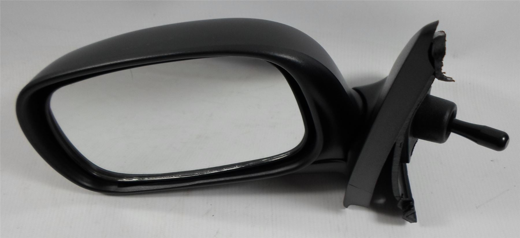 Nissan Micra Mk2 1993-6/2003 Cable Wing Mirror Black Textured Passenger Side N/S