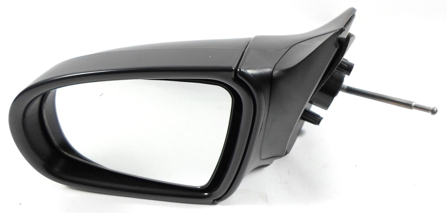 Vauxhall Corsa B 1993-2000 Lever Wing Mirror Black Textured Passenger Side N/S