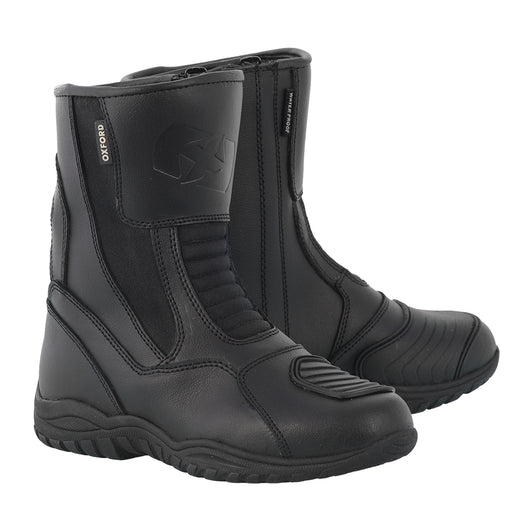 Oxford Men's Hunter Motorcycle Boot