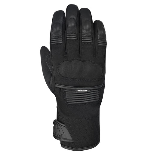 Oxford Men's Toronto 1.0 Gloves Stealth Black