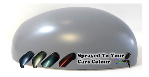 Skoda Roomster 2006-5/2016 Wing Mirror Cover Drivers Side O/S Painted Sprayed