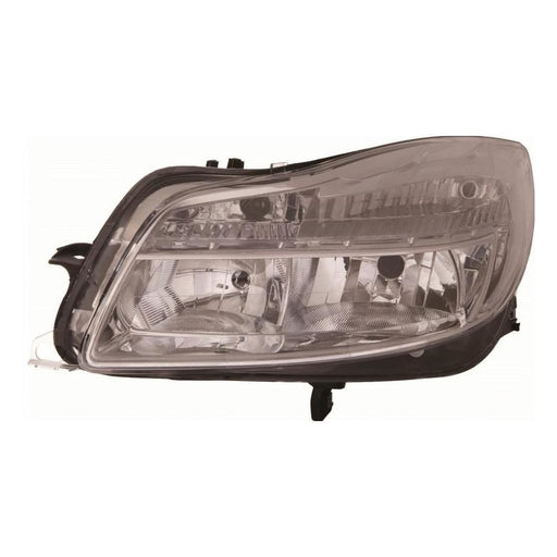 Vauxhall Insignia Saloon 2008-2013 Headlight Headlamp Passenger Side N/S