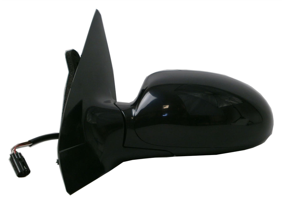 Ford Focus Mk.1 1998-4/2005 Electric Wing Mirror Heated Black Passenger Side N/S