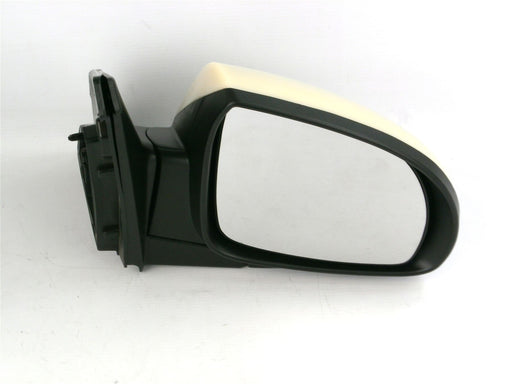 Kia Picanto Mk1 7/2007-9/2011 Electric Wing Mirror Unprimed 5 Pin Drivers Side