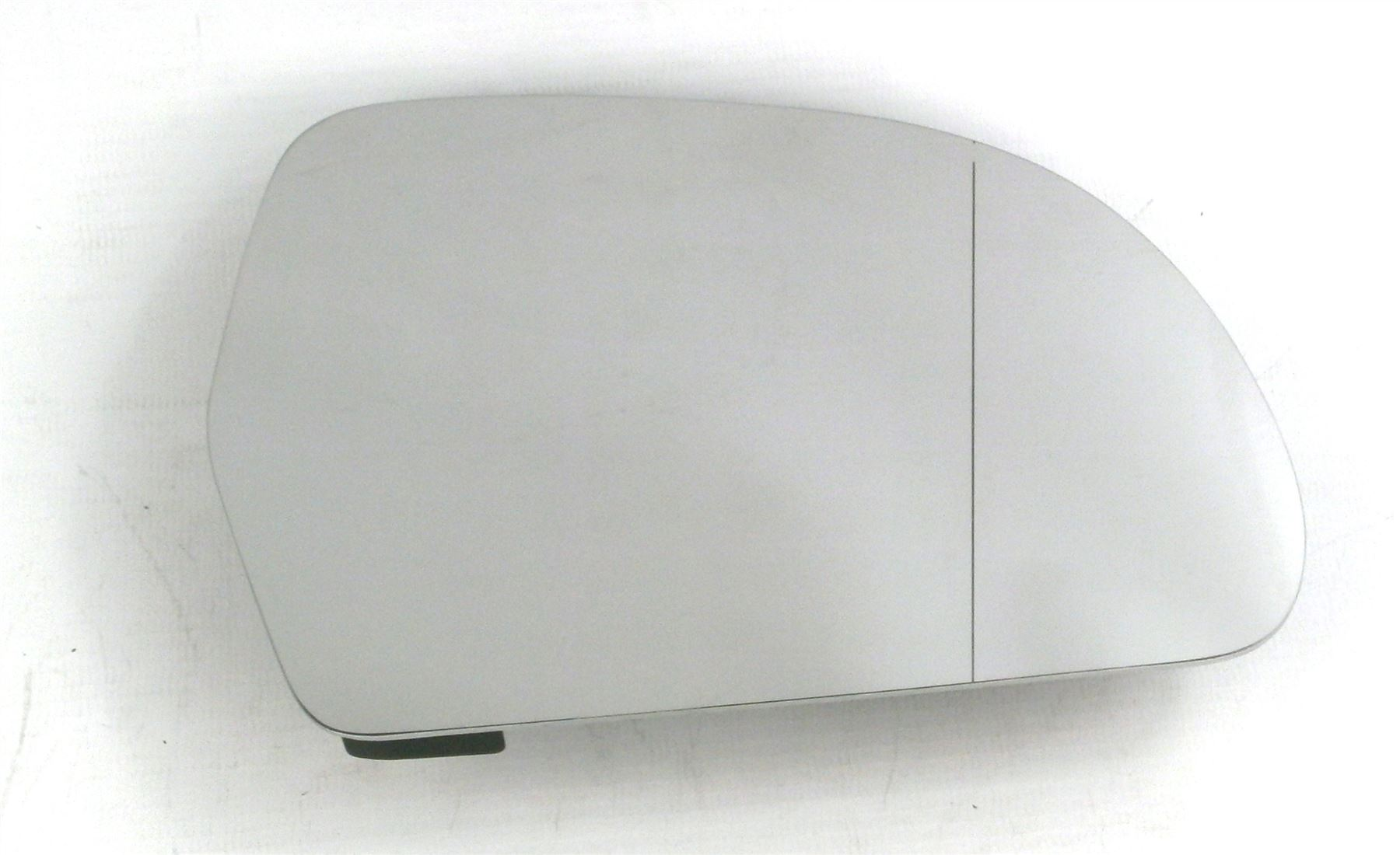Skoda Superb Mk.2 7/2008-12/2010 Heated Aspherical Mirror Glass Drivers Side O/S