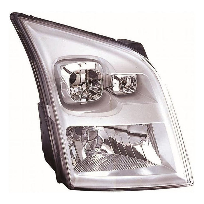 Ford Transit Mk7 Van 7/2006-9/2014 Headlight Headlamp Drivers Side O/S