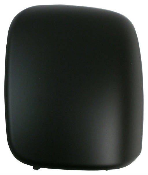 Citroen Dispatch Mk2 2007-12/2016 Black Textured Wing Mirror Cover Passenger Side N/S