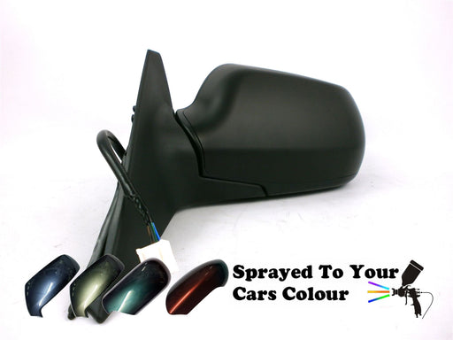 Mazda 6 Mk.1 2002-3/2008 Electric Wing Mirror Passenger Side N/S Painted Sprayed