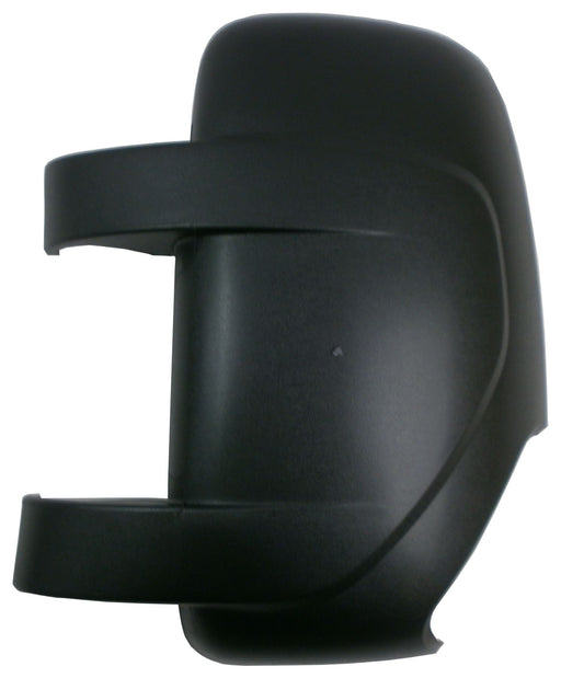 Renault Master Mk3 3/2010+ Black Textured Wing Mirror Cover Passenger Side N/S