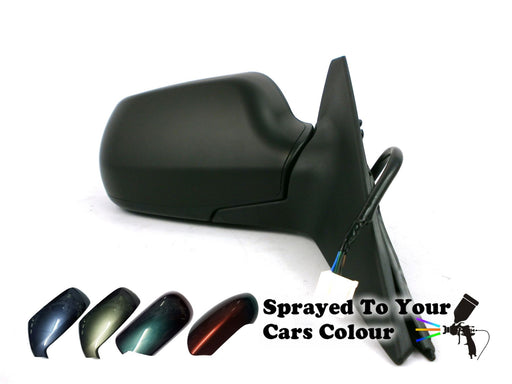 Mazda 6 Mk.1 2002-3/2008 Electric Wing Mirror Heated Drivers Side O/S Painted Sprayed