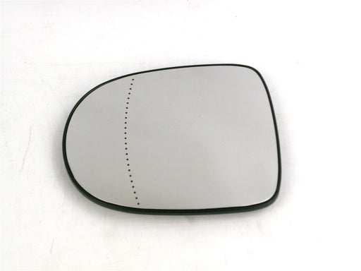Renault Clio Mk.3 5/2009-4/2013 Heated Convex Mirror Glass Passengers Side N/S