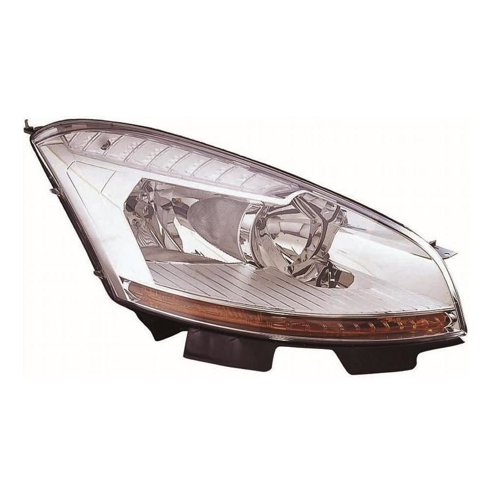 Citroen C4 Grand Picasso MPV 2006-6/2011 Headlight Headlamp Drivers Side O/S