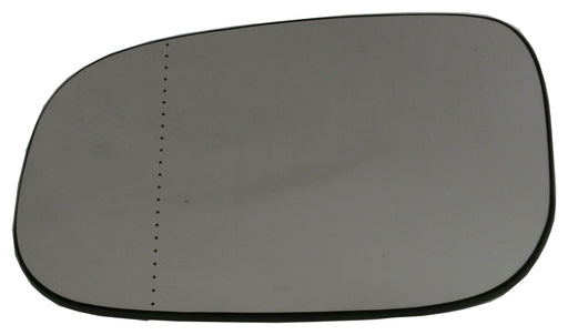 Volvo V70 Mk.2 2006-8/2010 Heated Aspherical Mirror Glass Passengers Side N/S