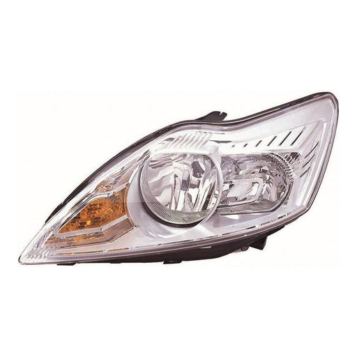 Ford Focus Mk2 Cabrio 3/2008-6/2011 Chrome Inner Headlight Passenger Side N/S