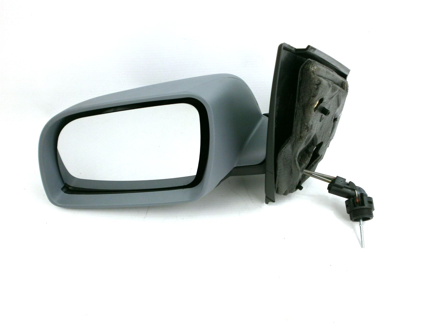 Volkswagen Polo Mk.4 2/2002-7/2005 Cable Wing Mirror Primed Passenger Side N/S