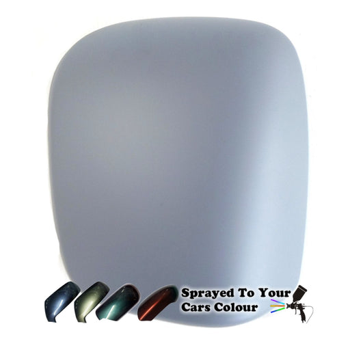 Peugeot Expert Mk.2 (Incl. E7 & Tepee) 2007-12/2016 Wing Mirror Cover Passenger Side N/S Painted Sprayed