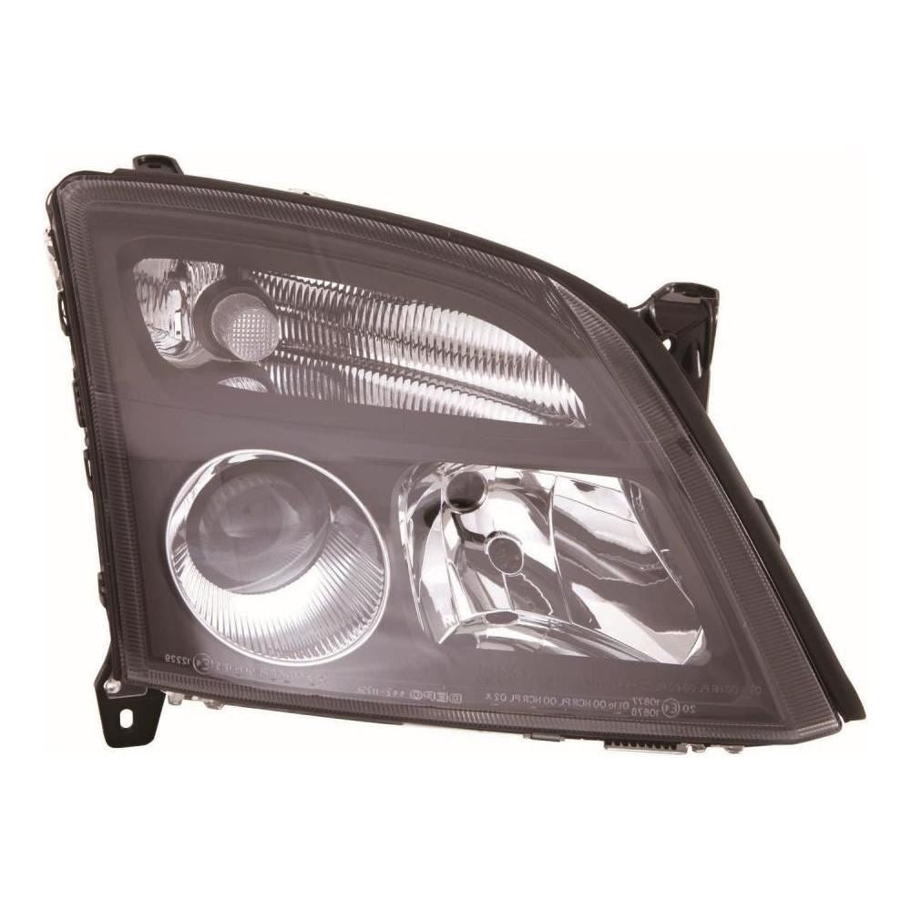 Vauxhall Vectra Mk2 Saloon 3/2002-2005 Black Inner Headlight Drivers Side O/S
