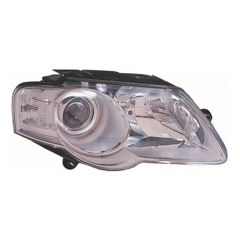 VW Passat Mk6 B6 Estate 6/2005-3/2011 Chrome Inner Headlight Drivers Side O/S