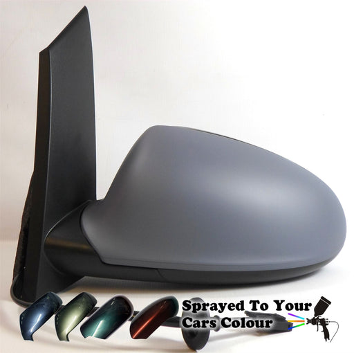 Vauxhall Astra J Mk.6 1/2010+ Electric Wing Mirror Passenger Side N/S Painted Sprayed