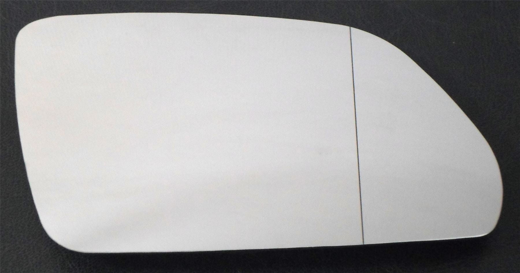 Volkswagen Polo Mk.4 7/2004-6/2009 Non-Heated Aspherical Mirror Glass Drivers Side O/S