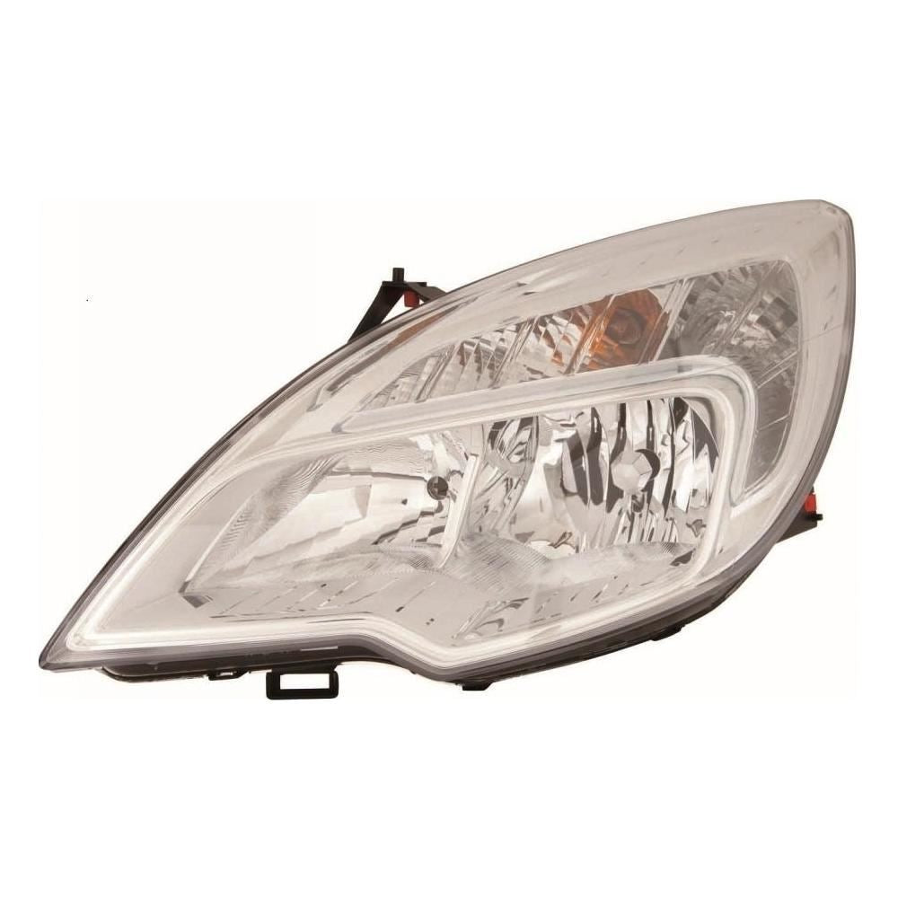 Vauxhall Meriva Mk2 MPV 3/2010-11/2014 Chrome Inner Headlight Passenger Side N/S
