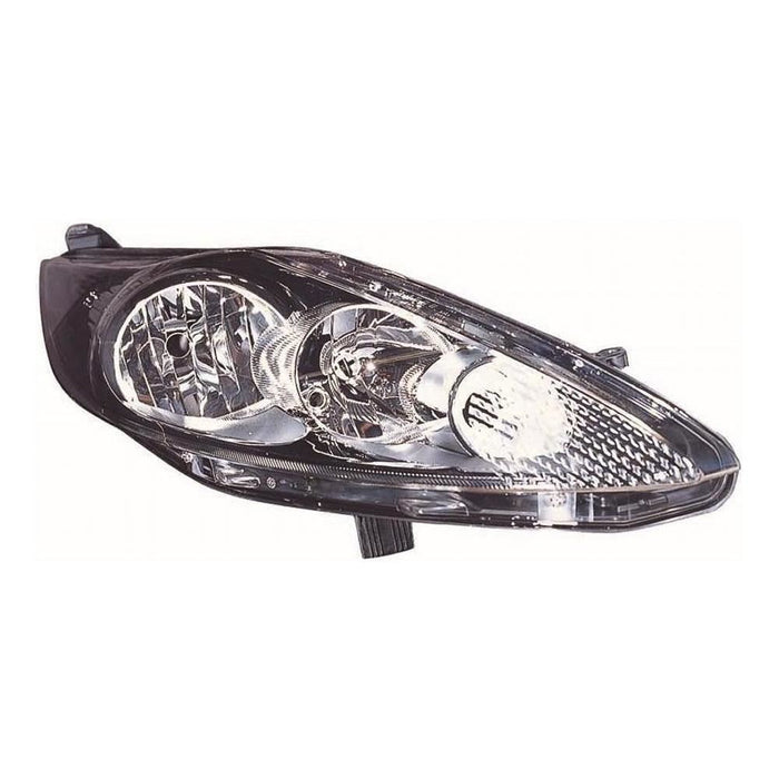 Ford Fiesta Mk7 Studio Hatch 10/2008-2012 Headlight Headlamp Drivers Side O/S
