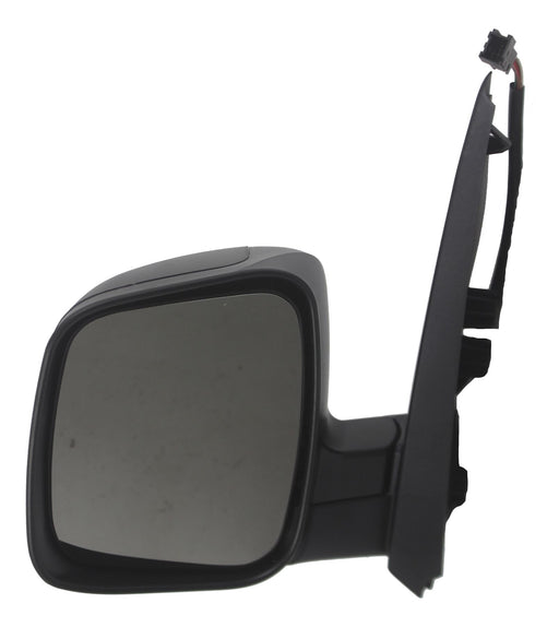 Fiat Qubo 2008+ Electric Heated Wing Mirror Black Textured Passenger Side N/S