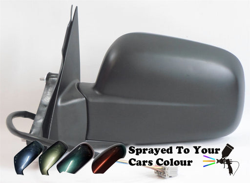 Honda CR-V Mk2 2/2002-2007 Electric Wing Mirror Heated Passengers N/S Painted Sprayed