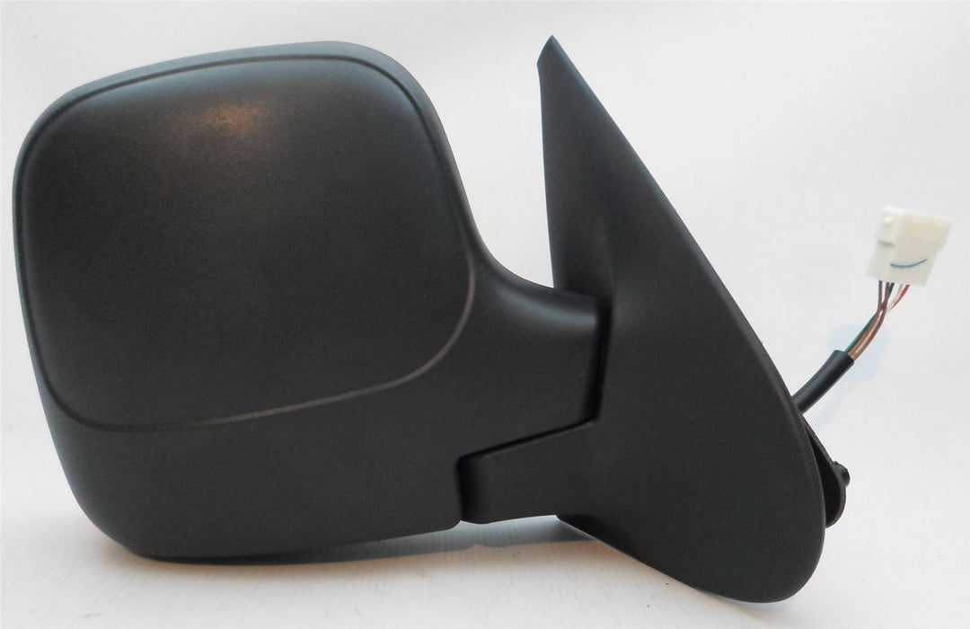 Citroen Berlingo First Mk1 1996-2008 Electric Wing Mirror Black Drivers Side O/S