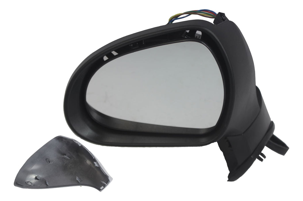 Peugeot 308 2007-4/2014 Electric Wing Mirror Indicator Black Arm Passenger Side