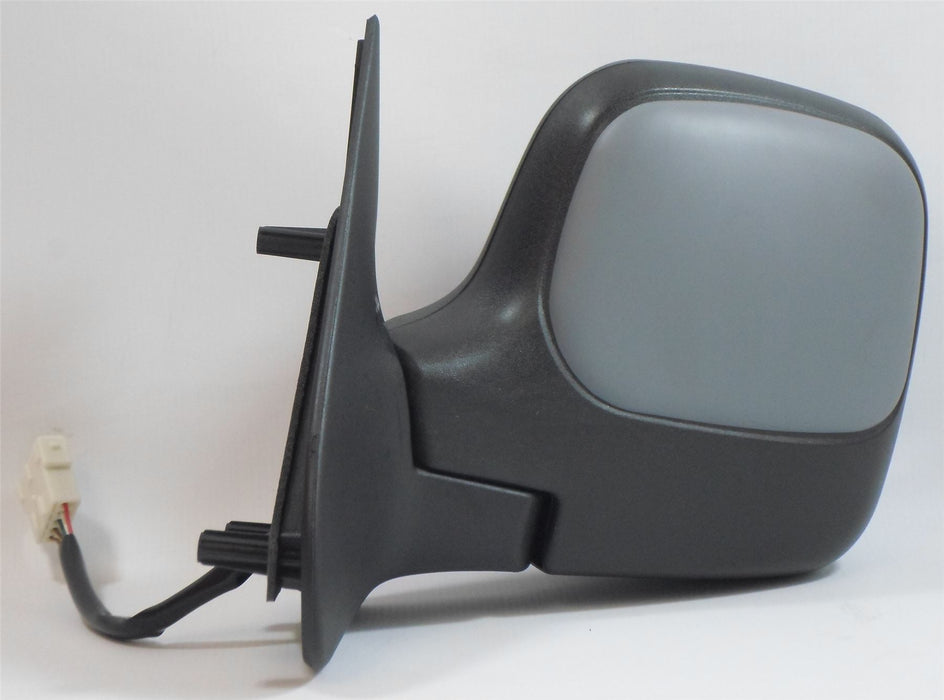 Citroen Berlingo First Mk1 1996-2008 Electric Wing Mirror Primed Passenger Side