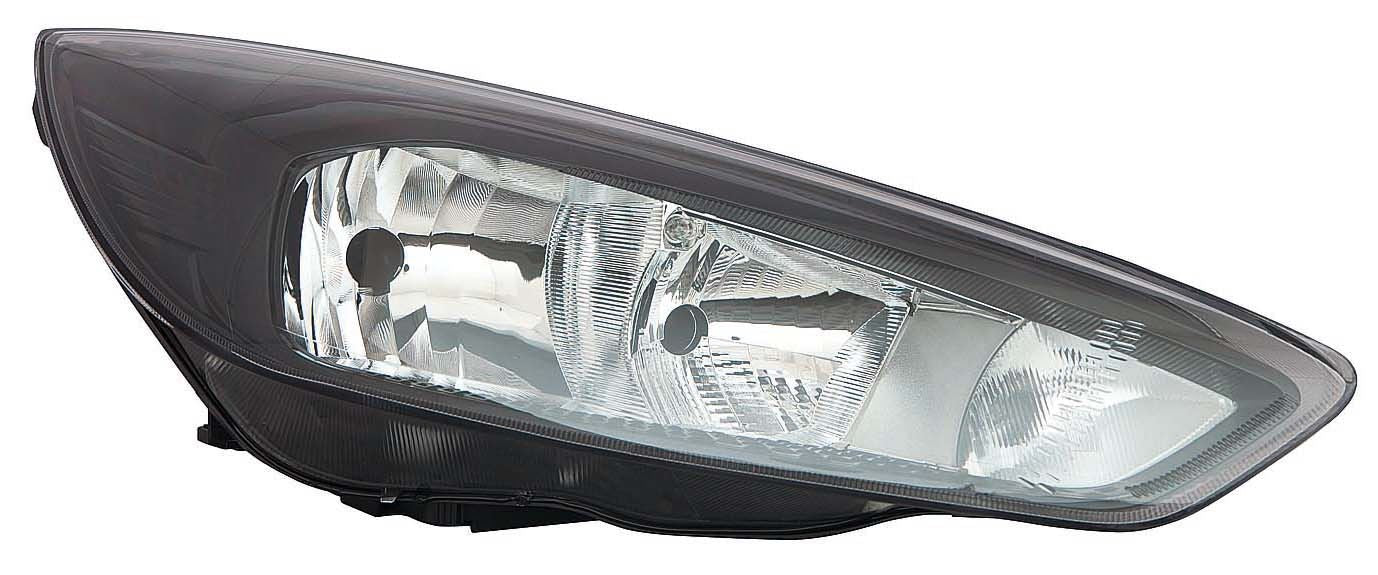 Ford Focus Estate 10/2014+ Black Inner Headlight Lamp Excl DRL Drivers Side O/S