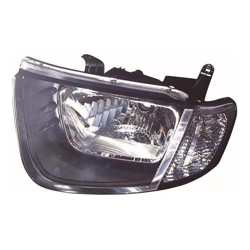 Mitsubishi L200 Mk4 Single Cab 3/2006-2010 Headlight Headlamp Passenger Side N/S