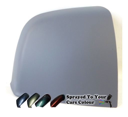 Fiat Doblo Mk.2 (Van & MPV) 2010+ Wing Mirror Cover Drivers Side O/S Painted Sprayed