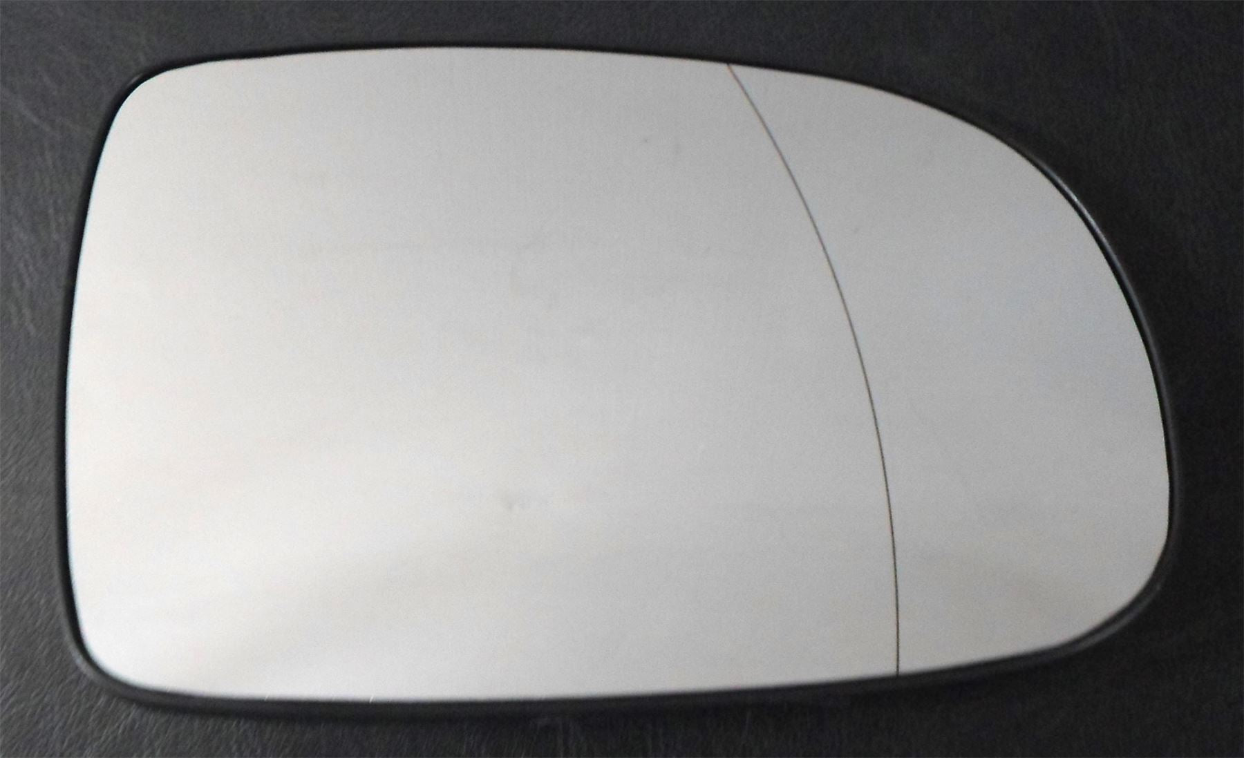 Vauxhall Tigra Mk.2 2000-2006 Heated Convex Mirror Glass Drivers Side O/S