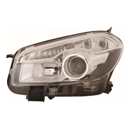 Nissan Qashqai J10 SUV 4/2010-6/2014 Headlight Headlamp Passenger Side N/S