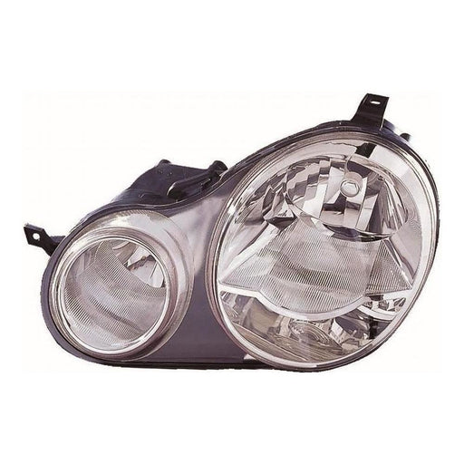 Volkswagen Polo Mk4 9N Hatch 2/2002-7/2005 Headlight Headlamp Passenger Side N/S